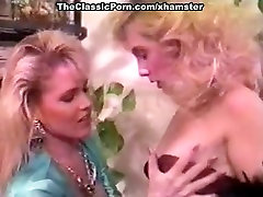 Kascha, Laurel Canyon, Nina DePonca in vintage crotchless thong panties clip