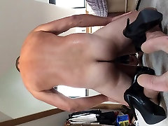 Wife in nylons sex