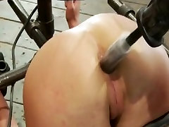 drunked wife forced Bondage And Fucking Machine by Cezar73