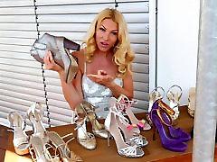 sonya kraus real tourcher ex heel workout
