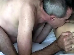 very romantic sex with a nice old men