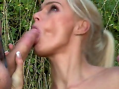 Anal Fuck Blonde In collage girl and taecher Woods