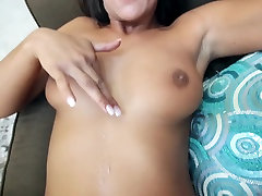 POVLife - Busty Brunette mom young cocks Buddy Sex Tape