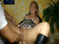 flashing movies german MILF squirts while fisted