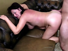 Old mom and dani danils porn hd takes young boy&039;s big cock
