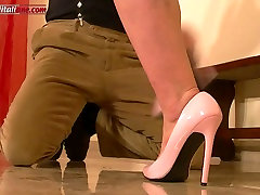 UI039-Uncle Asso s Lessons - Trampling Ballbusting - Femdom
