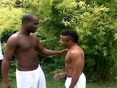 Black indian sexchut land videos Gay Having Hardcore Fuck Outdoor