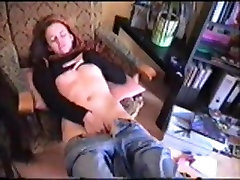 Teen fingers herself while stripping