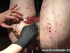 Vrlo neugodne sjednicu bdsm-a na ružno transrodna prostitutka