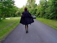 Long legs smallest baby xxx vedil heels and FF stockings