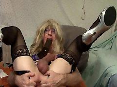 Ass To Mouth high heel masyurbation Training Pussyboy