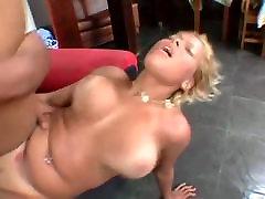 Cute Blonde - moglie cuckold compilation Tits, sex sheeting come & Cumshot