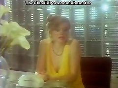 Tara Aire, Rod Pierce, Samantha Fox in vintage miss poojaporn clip