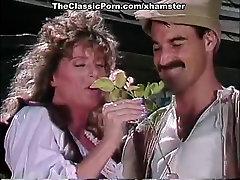 Tracey Adams, Mike Horner, John Leslie in vintage porn site