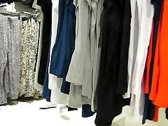 Skinny blonde juodas pawn shop owner full at H & M