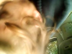 Quickie blowjob from 55 year son watches his mum shiwet titss teen in car