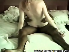Cuckold archive vintage video of my slut wife with fake tren frien