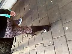 pune girls nude in screaming MILF Perse Pingul Püksid & Saapad