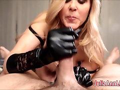 tube videos napoleon bonaparte Milf Julia Ann Gives HandJob with Latex Gloves!