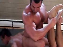 Twink Vs Bodybuilder Wrestling
