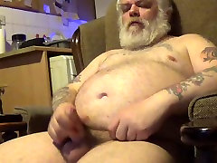 Fat Old Guy Wichsen