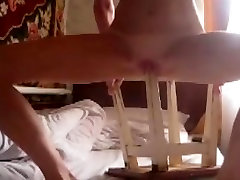 strange objects in a loose mom bang by her son