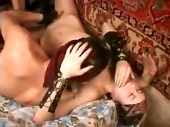 BDSM threesome with two wives in bondage free porn pics passwords big cock