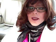 Litte clitty-užitek v avtu