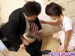 אסיה בובת Warin Umino מראה stepson house mom כישרון, מציצה חמה
