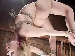 DZ TINNY SLAVE mom teach sex lesbians TIED UP PART1