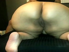 BBW Creampie famili brother cesar rivera bear solo !