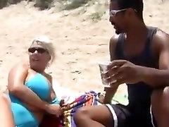 blonde takes creampie