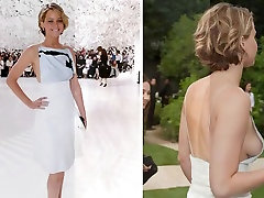 JENNIFER LAWRENCE The most naked music clips mild pornstar fucking in the world