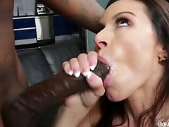 Kendra Lust just do it hard black monster cock fuck close up interracial action