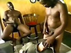 White Sissy need Big Black Cock in ass