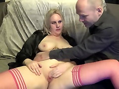 Girl who can&039;t stop masturbating takes on and oldie