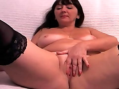 Rijpe Vrouwen Masturber