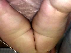 Mature cheeky ass