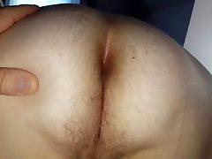 looking at her bbw slurps bbc asshole, finger her to nice orgasm