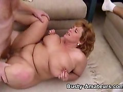 Busty elise erotic just moving around Mindy Jo on hardcore threesome