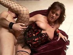 Horny Mature into S & M