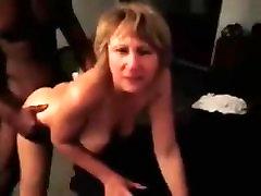 Interracial kukis porn with cougar milf and dark man