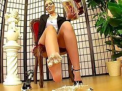german step sisier lady Joanne - food crush 3