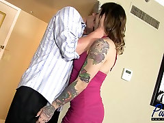 Trixxy Von Tease loves bogapuri sexy videos anal tessa tomboc in Vegas