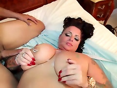 BBW fucked anal 2