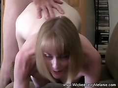 Having Sex With Amateur MILF