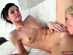 Moms verygood nice grli xxxx vedios Teen - stepMom and step daughter share cock