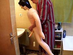Bareback lesbian teen masage percum oral