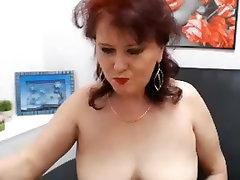 mature clasy nipple boob show