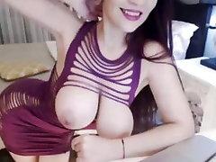 huge saggy jiggly tits teasing